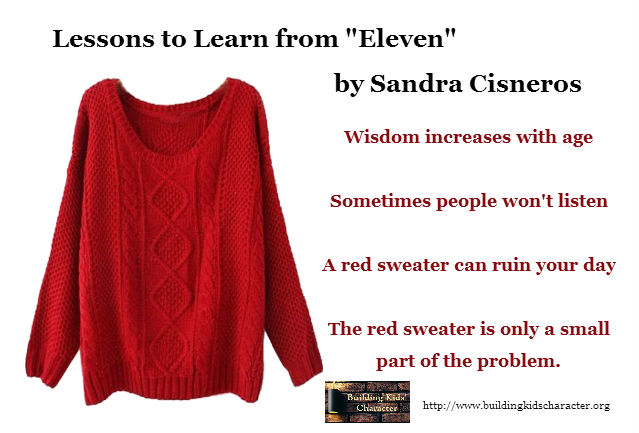 "Lessons from ""Eleven"" by Sandra Cisneros"